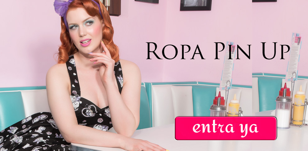 Ropa pin up